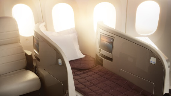 Business Premier | Air New Zealand