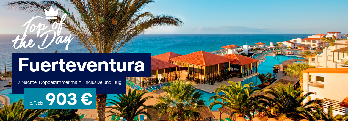 Fuerteventura | TUI MAGIC LIFE Fuerteventura ****